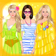 ☀Sunny dress up game for girls