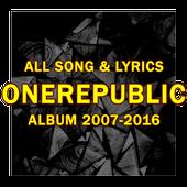 OneRepublic: All Top Song Lyrics Compilation 1.5