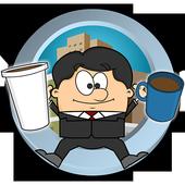 Java Jump Rush - Coffee Boss