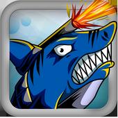 Lazer Shark - Lasers Gone Wild