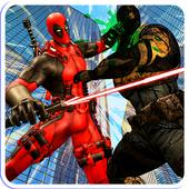 Cable Time hero vs Dual Sword Superhero Combat War 1.3