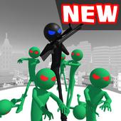 Stickman Zombie Sniper 1.1