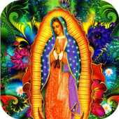 Virgen de Guadalupe Fina 1.1