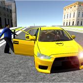 Big City Taxi Drive Simulation 1.02