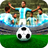 Nessi 10 Goal Shooter Star! Soccer World Cup Hero 1.0.0