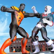 Kung Fu Superhero Ninja fighting tiger karate game