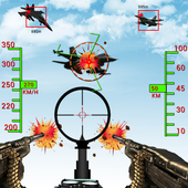 Anti Aircraft Attack: Jet War 1.1