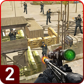 Real Army Commando Mission 1.0