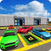 Extreme Hard City Car Parking Simulation 2018 1.0
