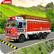 Indian Real Cargo Truck Driver 1.19
