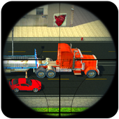 Real sniper traffic shooter 3D 1.0