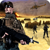 Army Commando kill ShotRed Bean 3d gamingAction