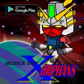 Mobile Suit Orphans X 1.0