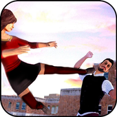 Shadow Mom Furious Fighting - Street Crime Fight 1.0