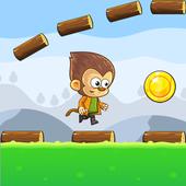 Super Jungle Monkey Run Dash 1.0