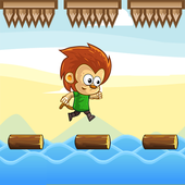 Subway Monkey Banana Beach Run 1.0