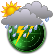 Rain Radar Israel 1.6