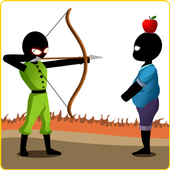 Stickman Apple Shooter 1.1