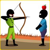Stickman Apple Shooter 1.1