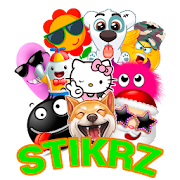 STIKRZ - Unique Emoticons Stickers for WhatsApp 1.2