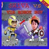 SUPER SHIVA vs VIR ROBOT BOY 1.0