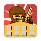 Mini Militia Keyboard