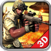 Gun Striker 3D - World War II 1.0.3 icon