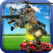 Shooting Helicopter 3D