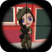 Swat Elite Killer Cartoon War 1.0