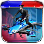 Dubai Police Flying Bike Vs Underworld Mafia 1.1
