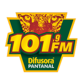 Difusora Pantanal 101,9 FM 1.1