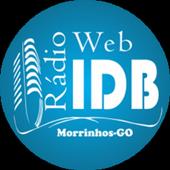 Web Rádio IDB Morrinhos 1.0