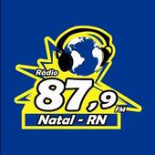 RÁDIO 87.9 FM NATAL,RN 1.0