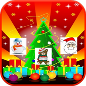 Free Christmas Game for age 3