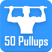 50 Pullups workout Be StrongerShvagerFMHealth & Fitness