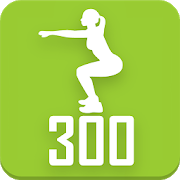 300 Squats workout Be Stronger. Strong legs 2.5.2