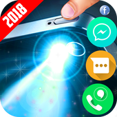 Flashlight Alerts On Call And SMS 2018 2.2