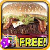 3D Bacon Burger Slots - Free 1.5