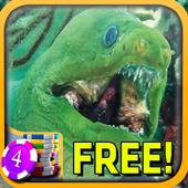 3D Eel Slots - Free 1.0