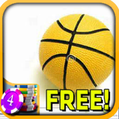 3D Yellow Basketball Slots 1.5