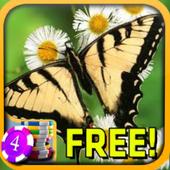 3D Swallowtail Butterfly 2