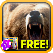 3D Grizzly Bear Slots - Free 1.0