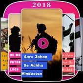 Army Full Screen Video Status 2018 1.0