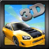 Mountain Car Race 3D 1.0