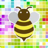 Coloring Animal Pixel Art, By Number 1.0