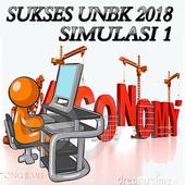 Simulasi 1 UNBK SMA IPS 2018 1.0