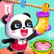 Baby Panda Gets Organized 8.36.00.06
