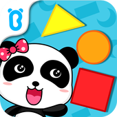 Baby Panda Learns Shapes 8.30.10.00