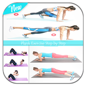 Plank Exercise Step by Step 7.1