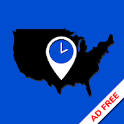 US Timezones Companion Pro - Ad Free 3.0.4